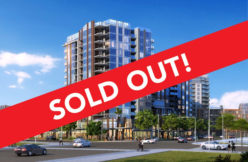 condos sold out