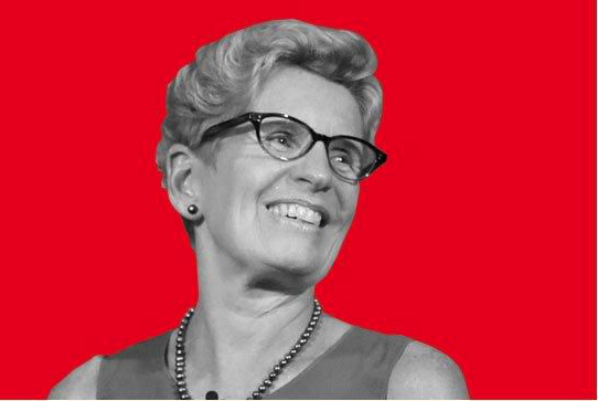 Liberals Candidate, Kathleen Wynn