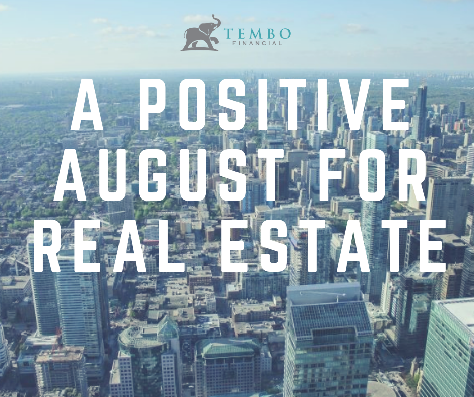 August real estate