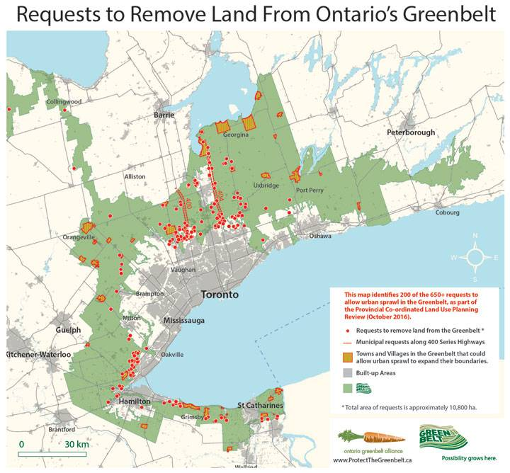 Ontario Green Belt